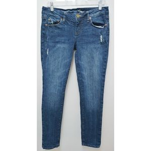 American Eagle Skinny 77 Low Rise Jeans Size 8